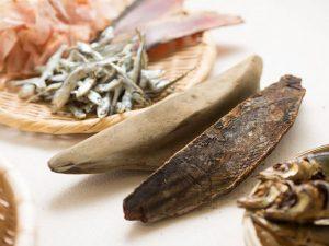 鰹節、煮干の基本