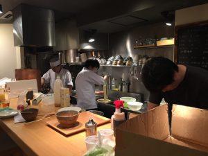 本町製麺所 試作会議