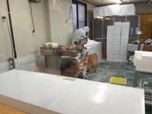 本町製麺所 阿倍野卸売工場