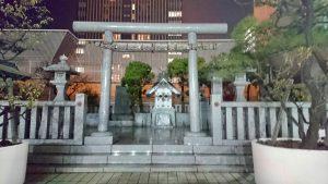 三圍神社(みめぐりじんじゃ)