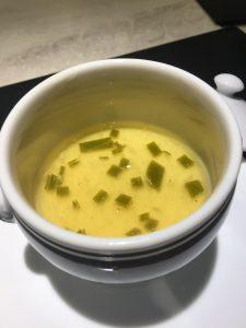 昆布の茶碗蒸し