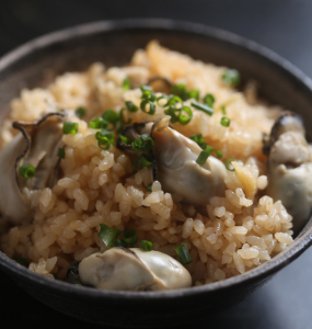 牡蠣 ご飯 レシピ