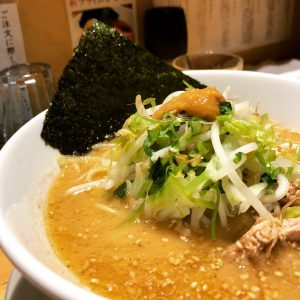 本町製麺所阿倍野卸売工場中華そば工房味噌麹そば